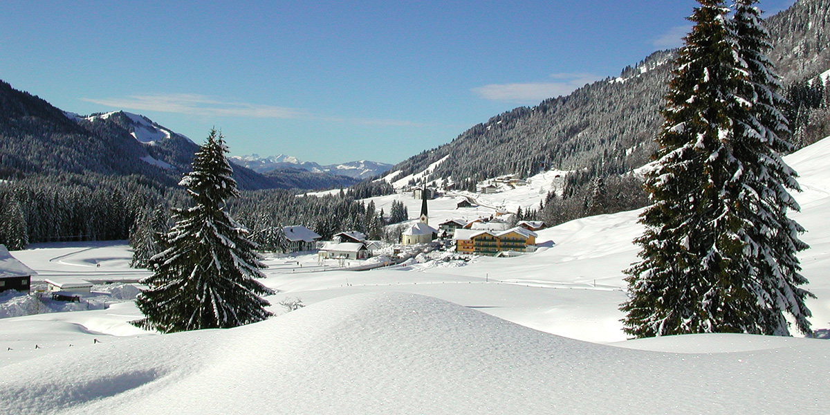 Winterly Balderschwang